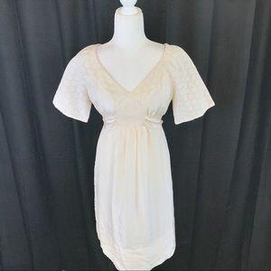 NWT🌟BANANA REPUBLIC 100% Silk Dress 6